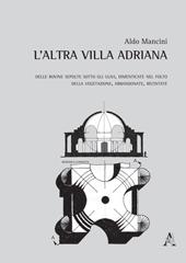 L'ALTRA VILLA ADRIANA, ALLA CASA DELLO SCRITTORE FUIS LA PRESENTAZIONE DEL LIBRO