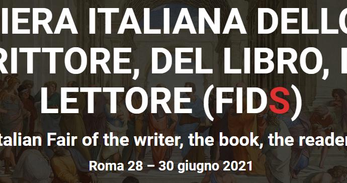 Invito a partecipare alla Fiera Italiana dello Scrittore, del Libro, del Lettore