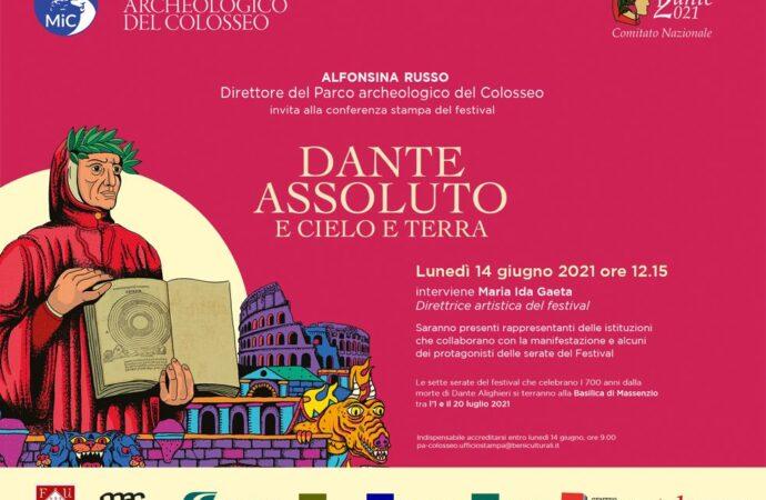 Festival Dante Assoluto – programma completo
